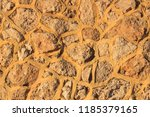 close up stone texture  crushed ... | Shutterstock . vector #1185379165