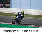 misano  italy   september 07 ... | Shutterstock . vector #1185540445