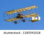 old warden  bedfordshire  uk  ... | Shutterstock . vector #1185541018