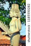 siem reap cambodia march 27... | Shutterstock . vector #1185550282