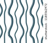 seamless pattern rope woven... | Shutterstock .eps vector #1185562972