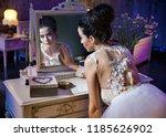 fashion art image   stunning... | Shutterstock . vector #1185626902