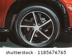 car mag wheel.magnesium alloy... | Shutterstock . vector #1185676765