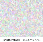 vector background from polygons ... | Shutterstock .eps vector #1185747778