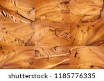 texture of the soil in the... | Shutterstock . vector #1185776335