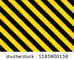black and yellow striped...   Shutterstock .eps vector #1185800158