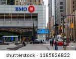 toronto  canada august 30th ... | Shutterstock . vector #1185826822