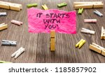 conceptual hand writing showing ... | Shutterstock . vector #1185857902
