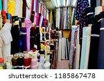 kowloon  hong kong   15... | Shutterstock . vector #1185867478