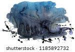 abstract watercolor brush...   Shutterstock . vector #1185892732