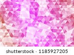 polygonal background. triangles ...   Shutterstock .eps vector #1185927205