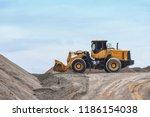 Pay Loaders At A Construction...