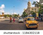 kolkata  india  september 23... | Shutterstock . vector #1186302118