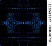 set of bright seamless patterns ... | Shutterstock . vector #1186390375