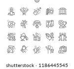 winning well crafted pixel... | Shutterstock .eps vector #1186445545