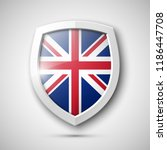 protected guard shield united...   Shutterstock .eps vector #1186447708