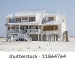 A Home On The Beach.