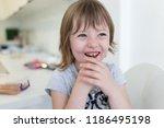 kids at home | Shutterstock . vector #1186495198