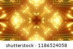 abstract kaleidescopic club... | Shutterstock . vector #1186524058
