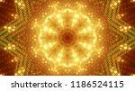 abstract kaleidescopic club... | Shutterstock . vector #1186524115