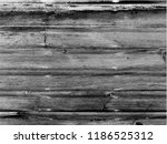black and white wooden texture. ... | Shutterstock .eps vector #1186525312