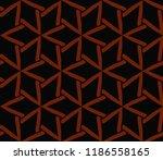 simple modern seamless... | Shutterstock .eps vector #1186558165