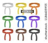 vector illustration of a... | Shutterstock .eps vector #1186605955
