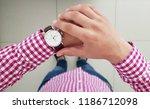 A Stylish Mechanical Watch ...