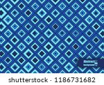 abstract modern background with ... | Shutterstock .eps vector #1186731682