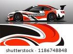 design  race  vehicle  vector ... | Shutterstock .eps vector #1186748848