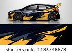 design  race  vehicle  vector ... | Shutterstock .eps vector #1186748878
