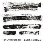 paint brush background   lines... | Shutterstock .eps vector #1186765822