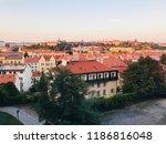 prague  czech republc  ... | Shutterstock . vector #1186816048