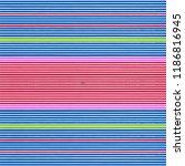stripy seamless pattern...   Shutterstock . vector #1186816945