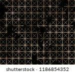 geometry texture repeat modern...   Shutterstock . vector #1186854352