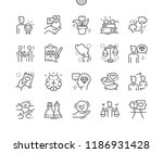 ethics well crafted pixel... | Shutterstock .eps vector #1186931428