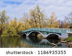 toronto skyline   canada | Shutterstock . vector #1186935355