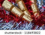 Christmas Crackers And Tinsel...