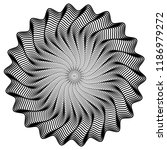 abstract black and white... | Shutterstock .eps vector #1186979272