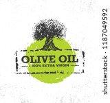 organic vector creative design... | Shutterstock .eps vector #1187049592
