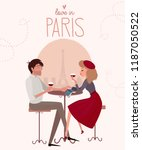 Love Story In Paris With A...