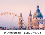 Budapest Eye And Basilica...