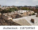 odessa  ukraine   sep. 09  2018 ...   Shutterstock . vector #1187109565