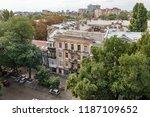 odessa  ukraine   sep. 09  2018 ... | Shutterstock . vector #1187109652