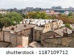 odessa  ukraine   sep. 09  2018 ...   Shutterstock . vector #1187109712