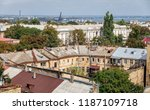 odessa  ukraine   sep. 09  2018 ...   Shutterstock . vector #1187109718