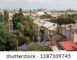 odessa  ukraine   sep. 09  2018 ... | Shutterstock . vector #1187109745