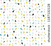 seamless geometric pattern   Shutterstock .eps vector #1187132128