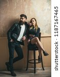 true friends and lovers....   Shutterstock . vector #1187167465
