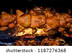 Chickens Rotisserie  Roasted...